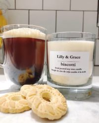 Biscotti Candle
